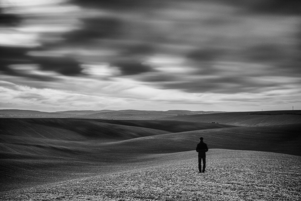 Photograph Lost in endless lines by Andrej Grznar on 500px