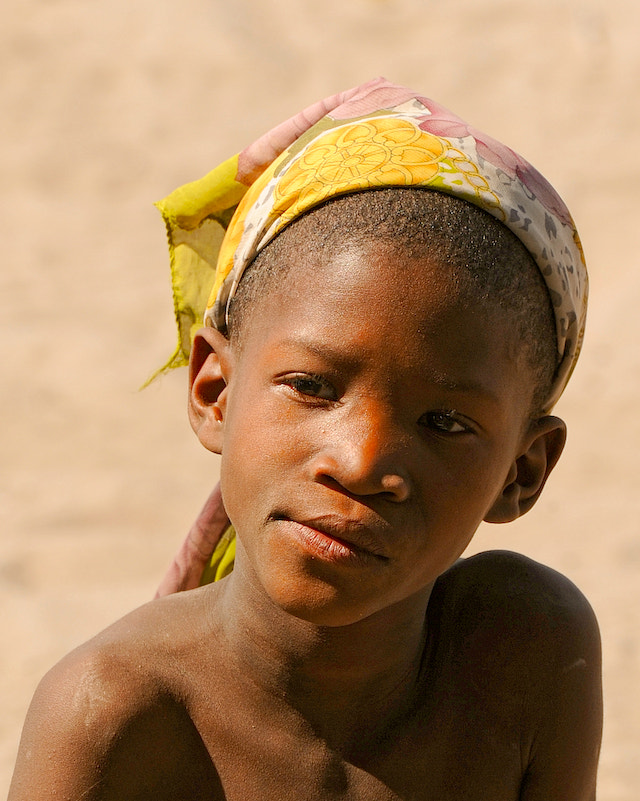 Photograph faces of Africa  by heinz  homatsch on 500px