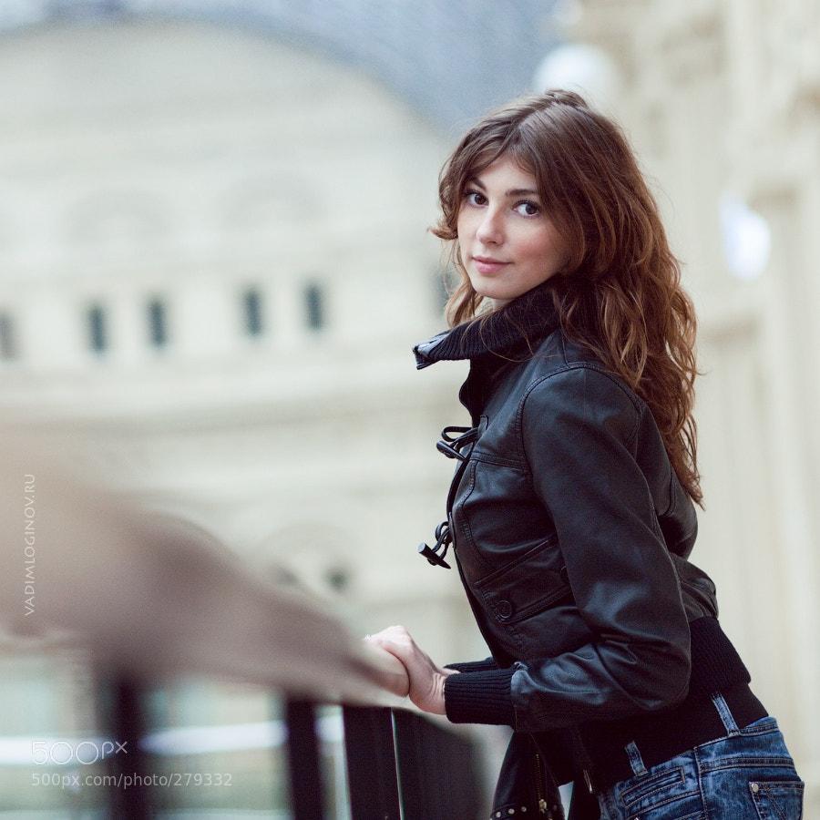 Photograph Julia by Vadim Loginov on 500px