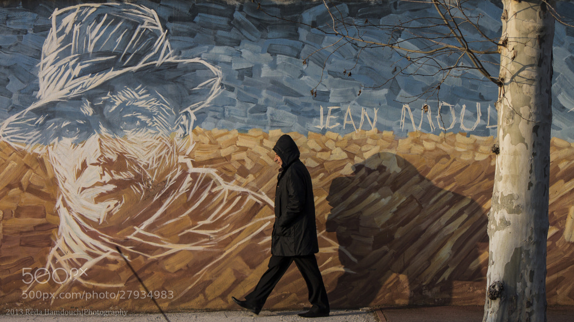 Photograph Jean Moulin by rouida  on 500px