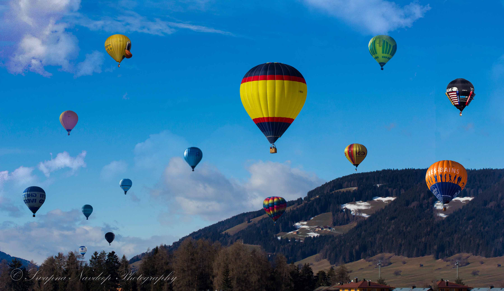 Photograph Balloon Festival by Swapna Navdeep on 500px