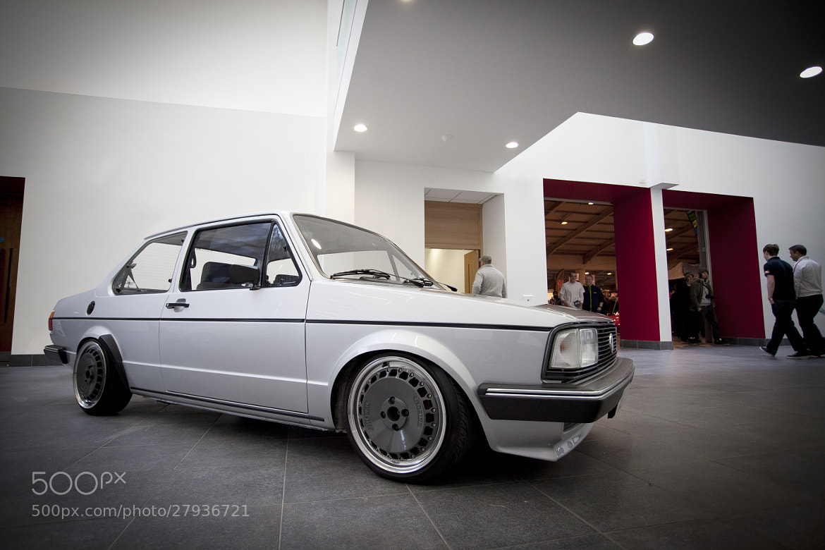 Photograph Mk1 Jetta Coupe 20vt By Sam Spilsbury On 500px