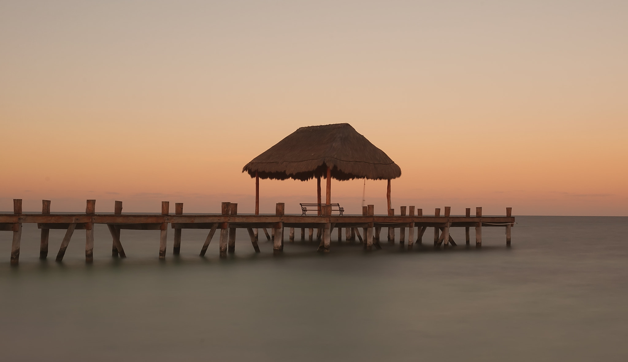 Photograph Sunset in Mexico by Yves Gagnon on 500px