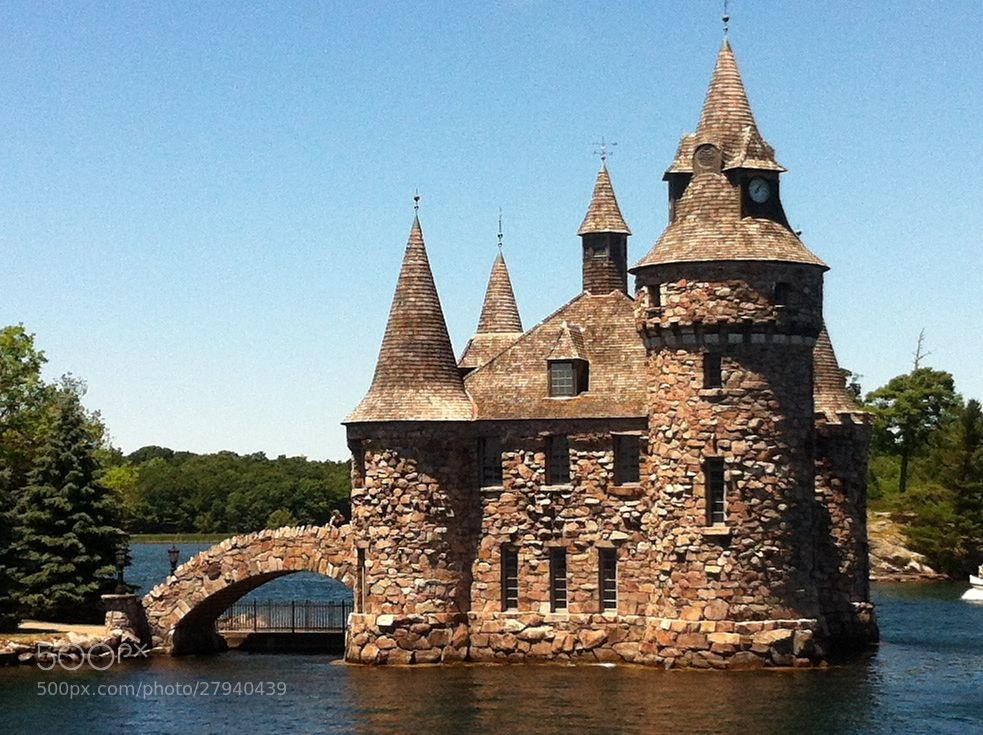 Photograph Power House for Boldt Castle by Michael Card on 500px