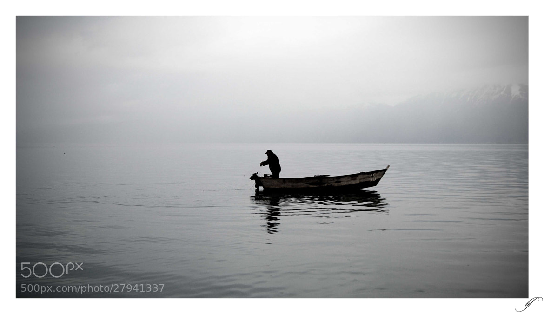 Photograph Fisherman by Burim Fejsko on 500px