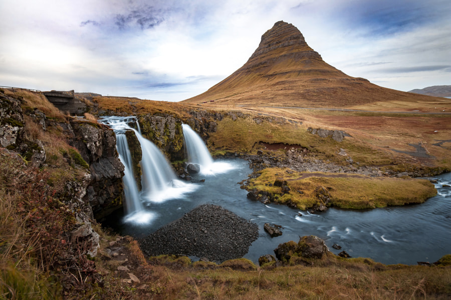 Kirkjufell (Iceland) by Pasqual.Photography on 500px.com