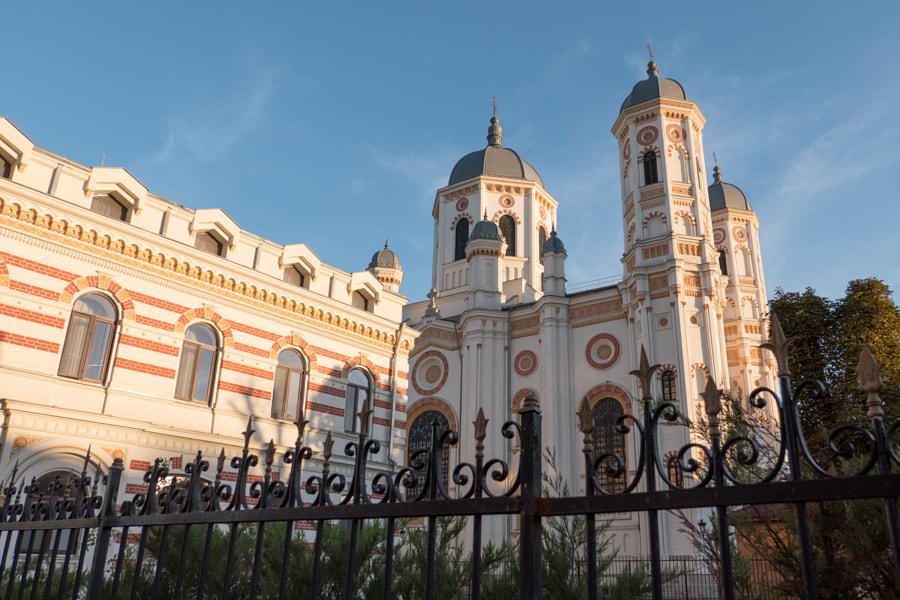 L'église Saint Spiridon de Christine Druesne sur 500px.com