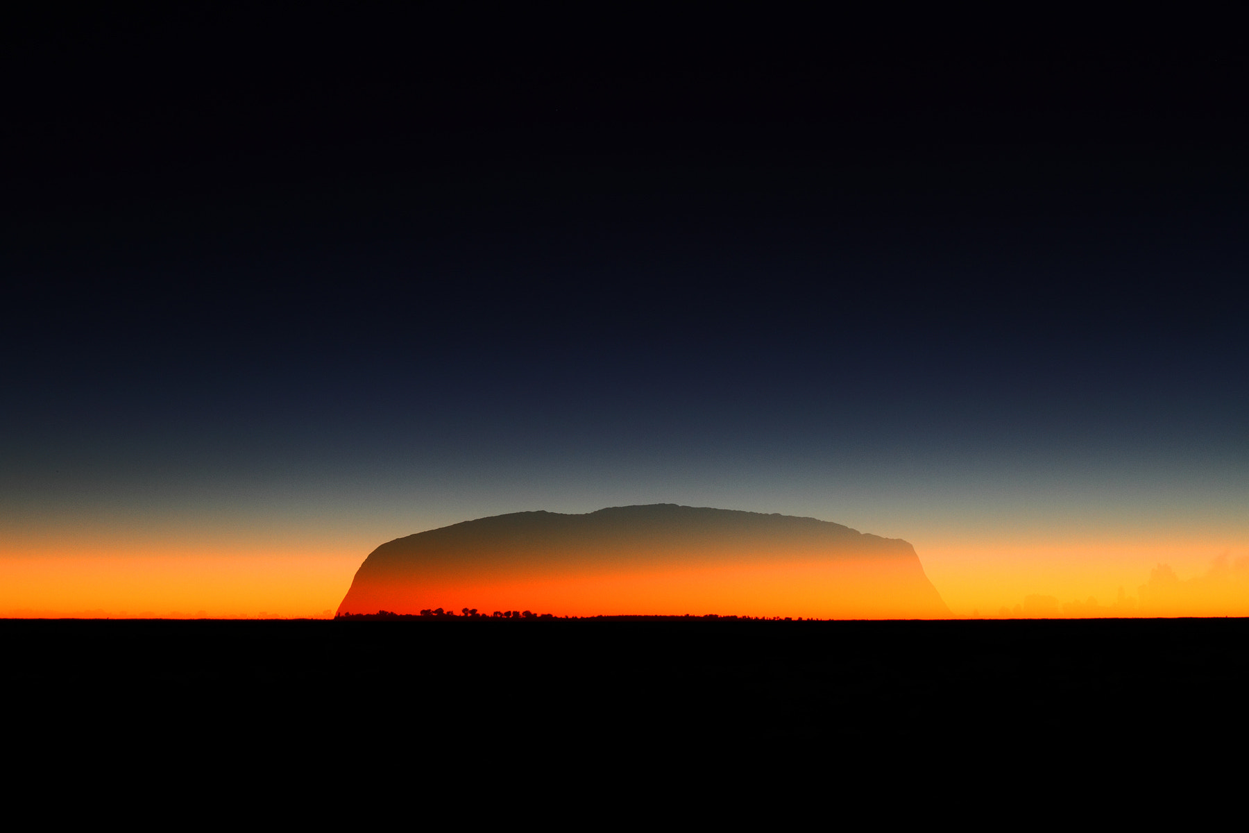 Photograph Uluru Ghost Rock by rob woodward on 500px