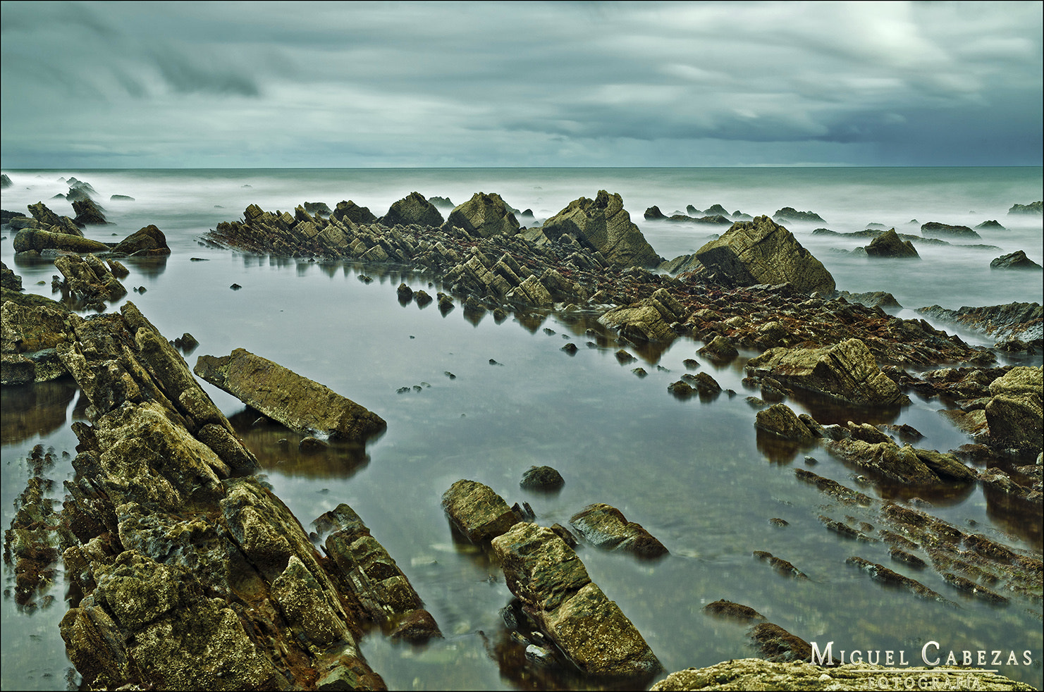 Photograph Flysch 1 by Miguel  Cabezas on 500px