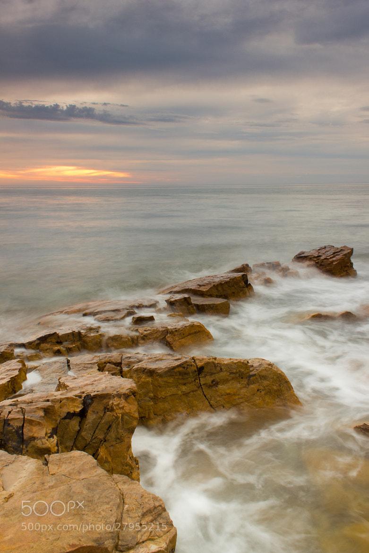 Photograph milky waves by Sam Clark on 500px