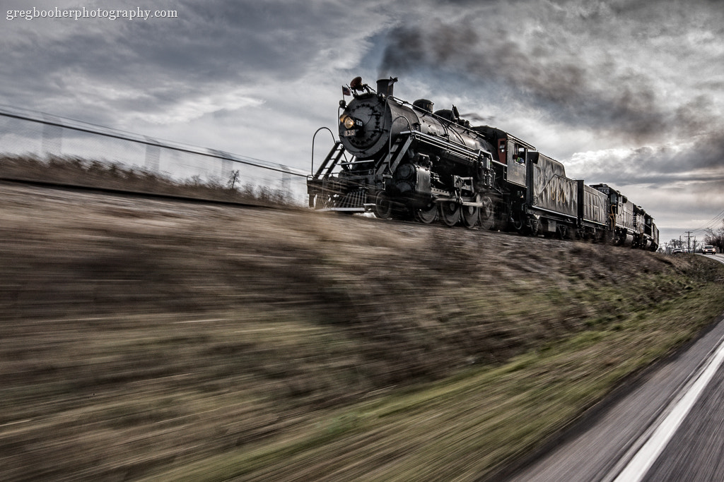 Photograph Southern 630 by Greg Booher on 500px