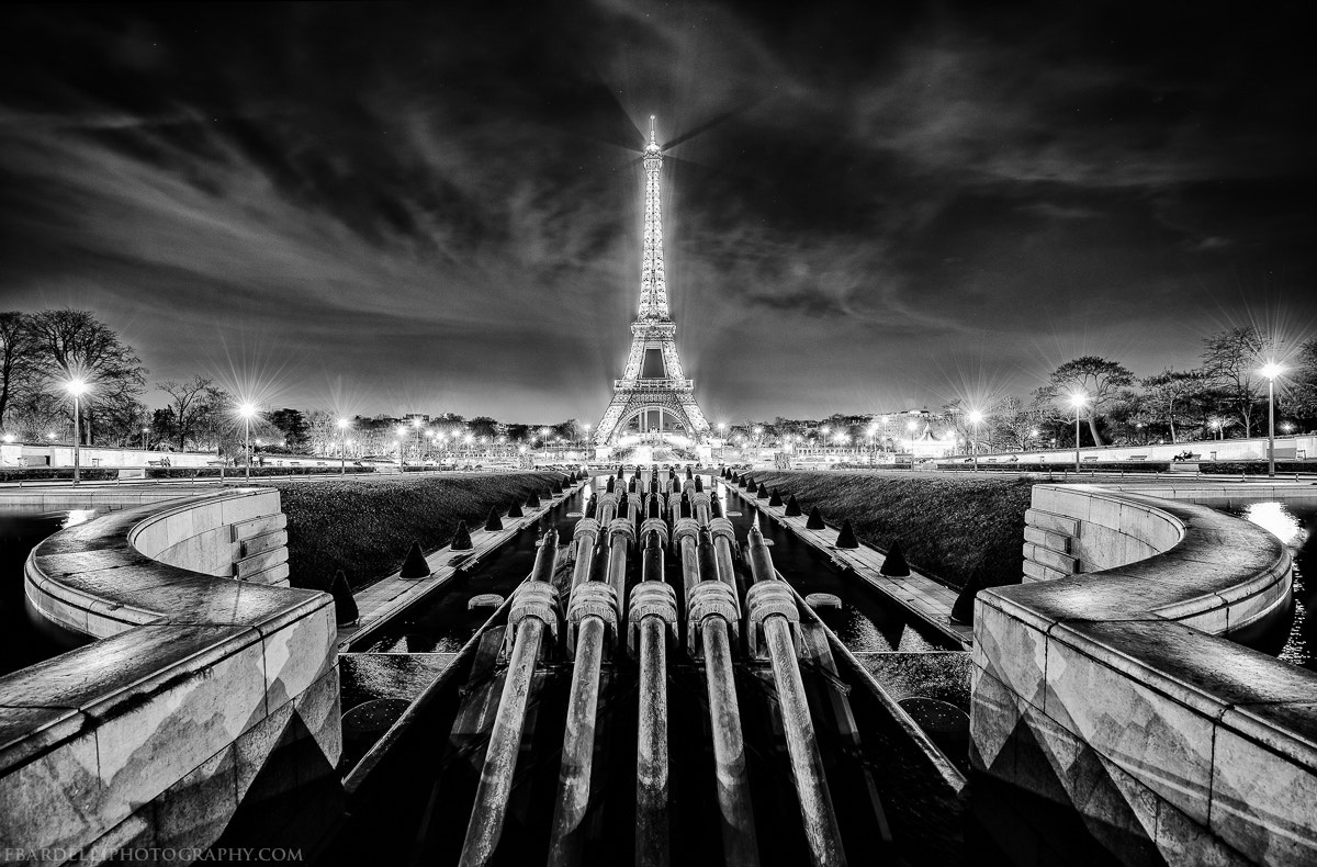 Photograph The Iron Lady by Fabien Bardelli on 500px