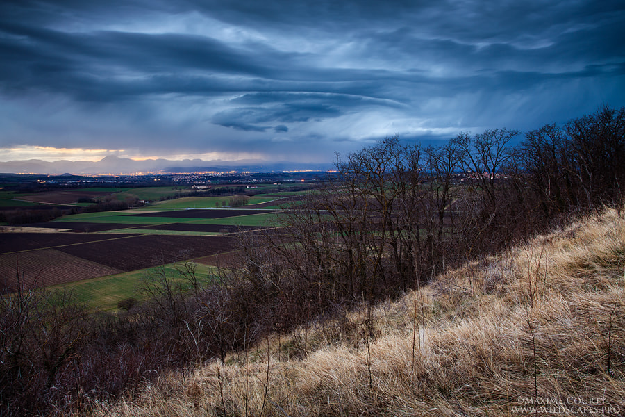 Photograph First stormy weather of the year by Maxime Courty on 500px