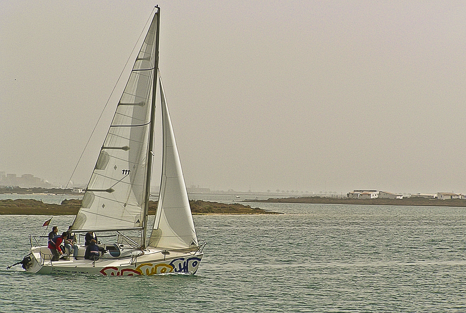 Photograph Sailing on Ria Formosa - Faro by José Covas on 500px