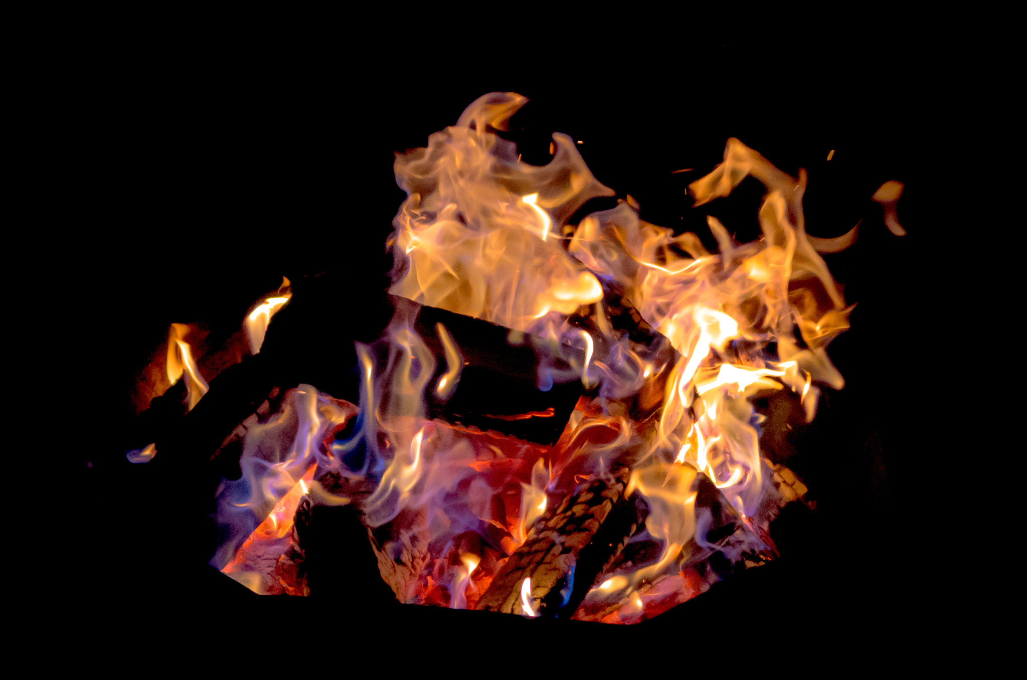 Photograph Fire by Angelina  on 500px