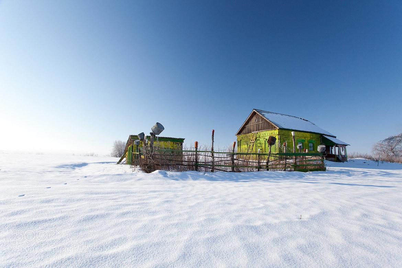 Photograph Russian village by Denis Belyaev on 500px