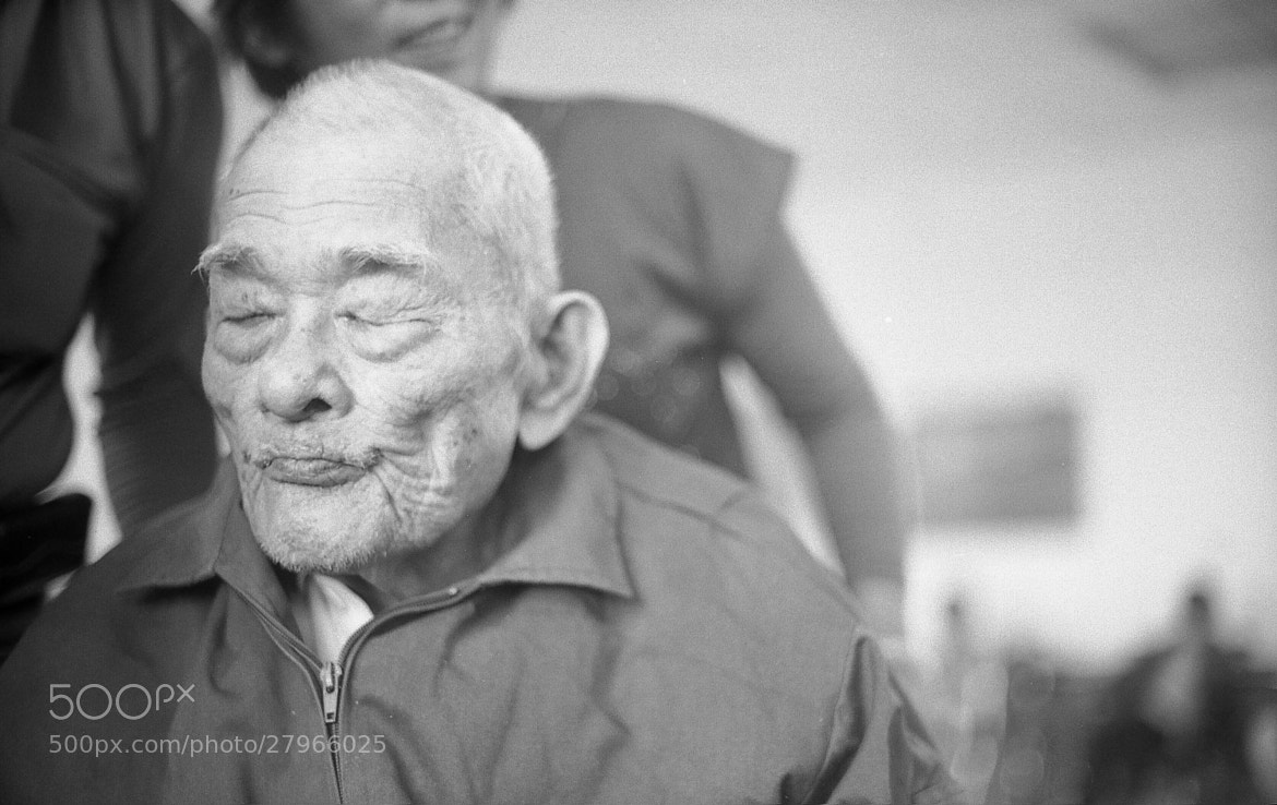Photograph Grandpa by Lin Chun Yao on 500px