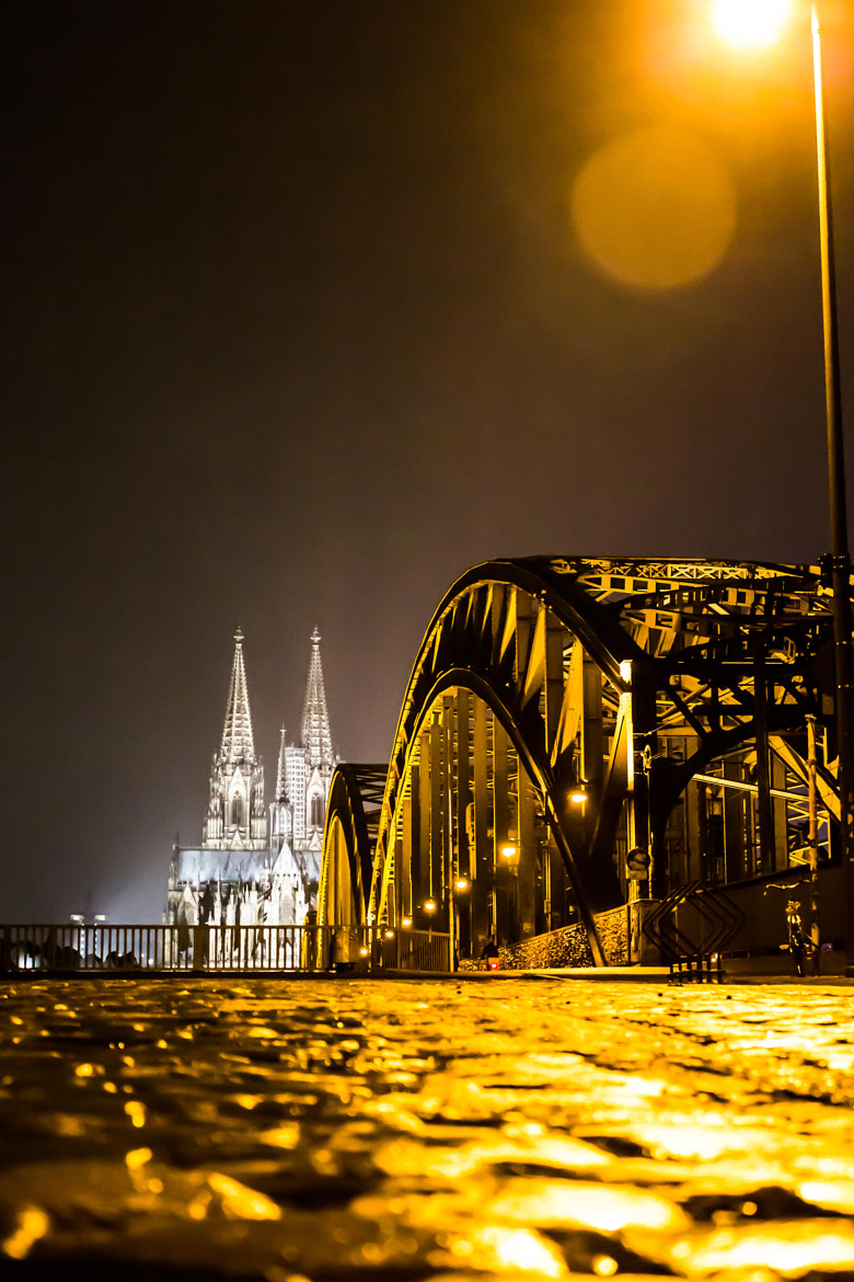 Photograph way to the cologne dom by Benjamin Schaible on 500px