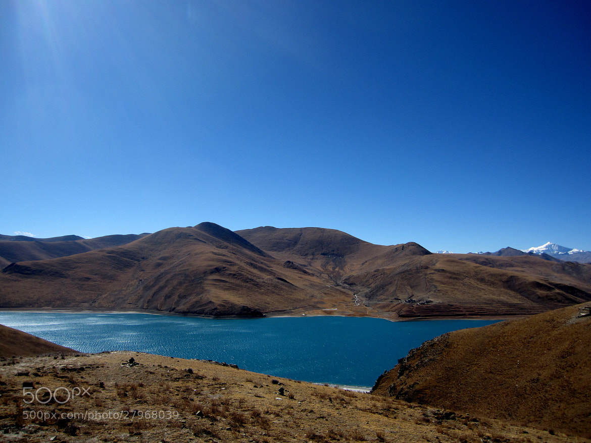 Photograph Yamdrok Lake, Tibet by IchbinYani  on 500px