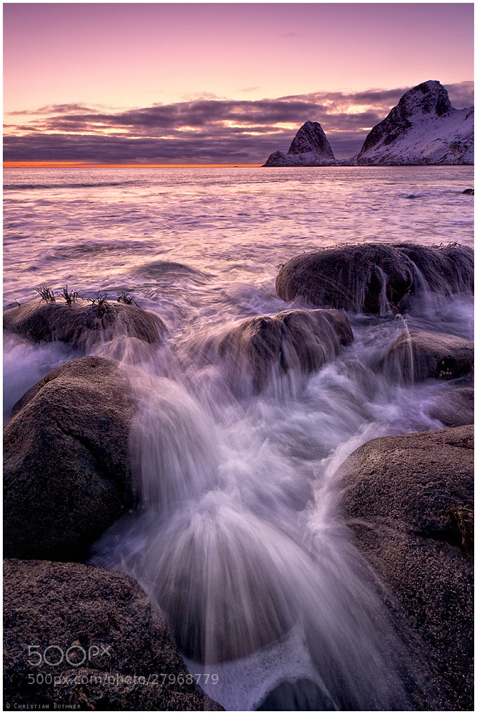 Photograph Vesterålen | After Sunset Arctic Light by Christian Bothner on 500px