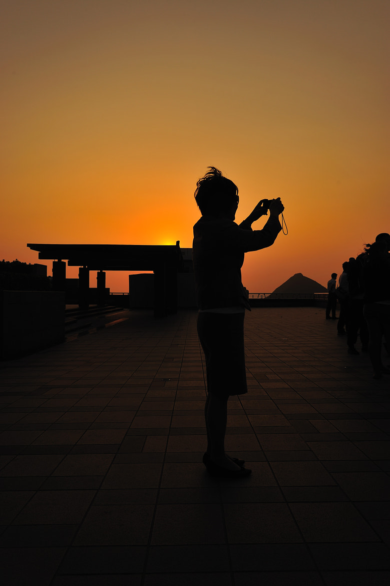 Photograph Silhouette of a Photographer by TP Ng on 500px