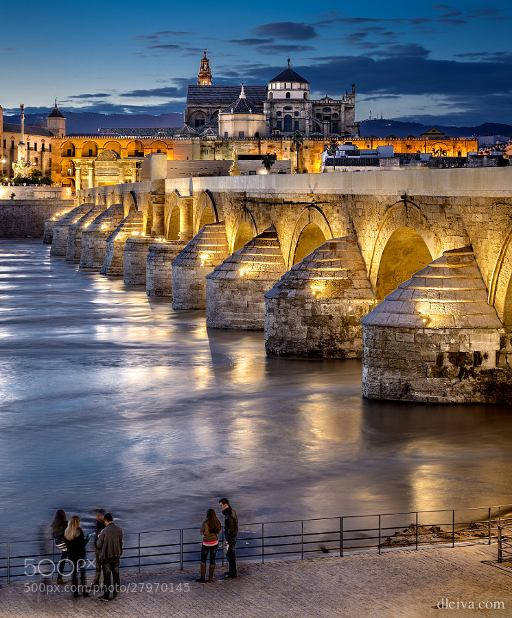 Roman Bridge (Córdoba, Spain) by Domingo Leiva on 500px.com