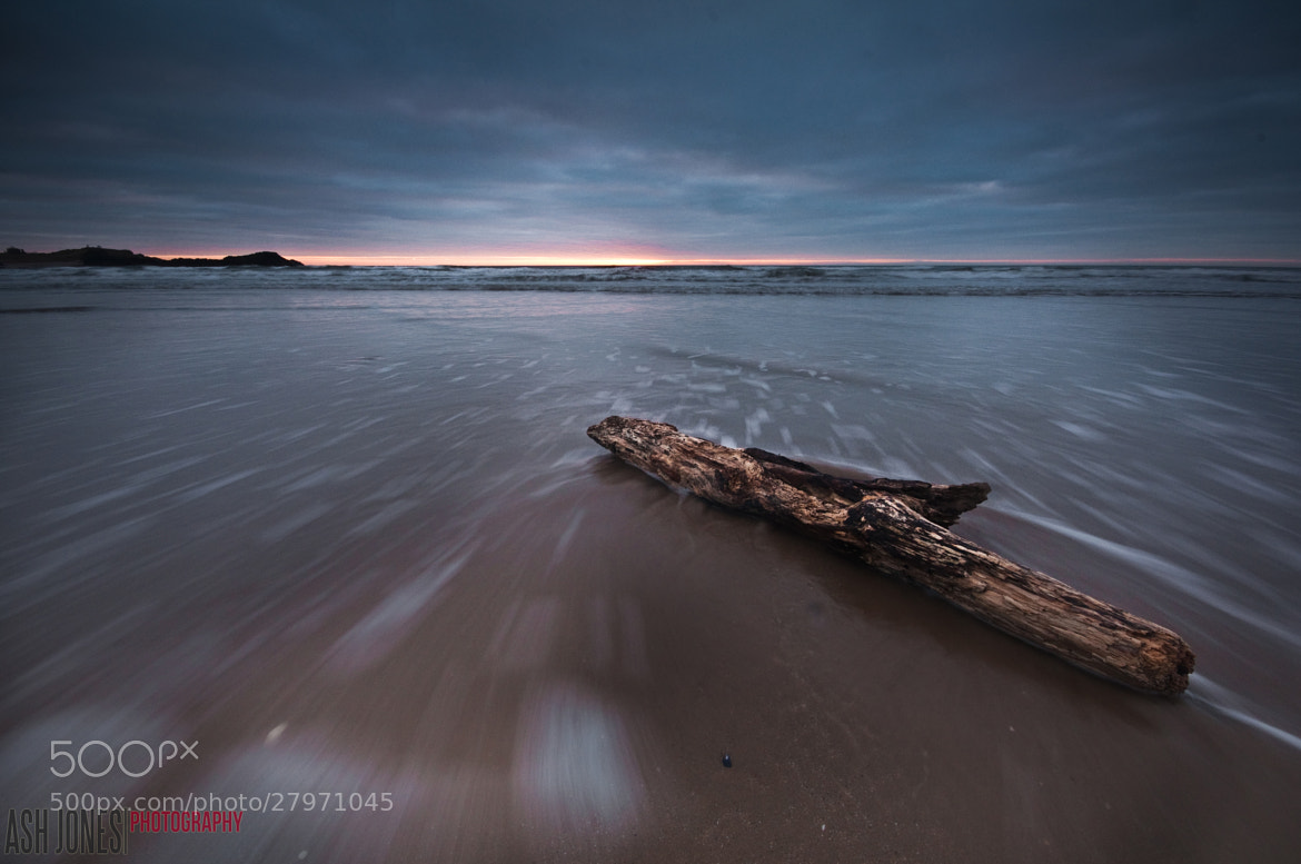 Photograph Drifting - Llandwyn  by Ashley Jones on 500px
