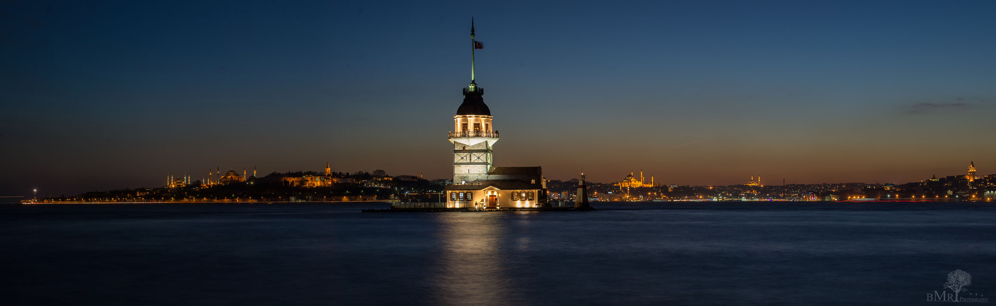 Photograph Maiden's Tower by Christian von Travelography on 500px