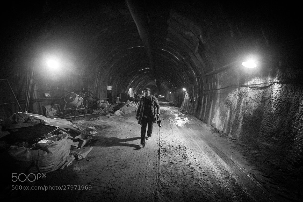 Photograph the underground jones. by cartographr  on 500px