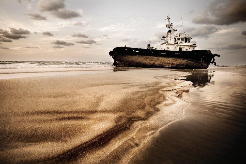 Photograph STRANDED by Alisdair Miller on 500px