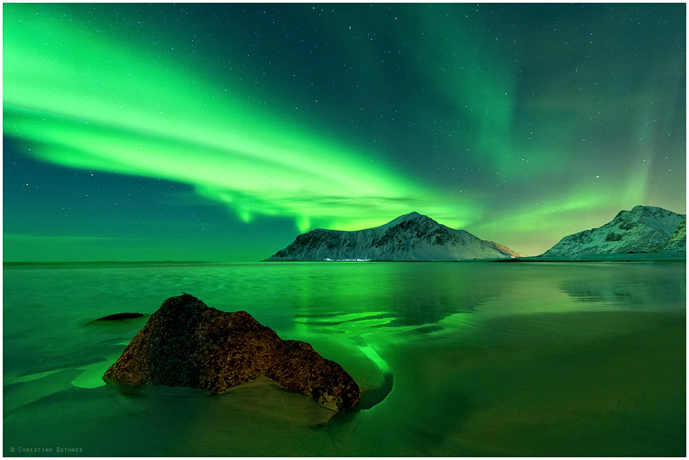Photograph Fantastiske Nordlys  by Christian Ringer on 500px