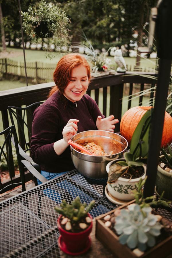 Pumpkin Picking by Joshua Herrera on 500px.com