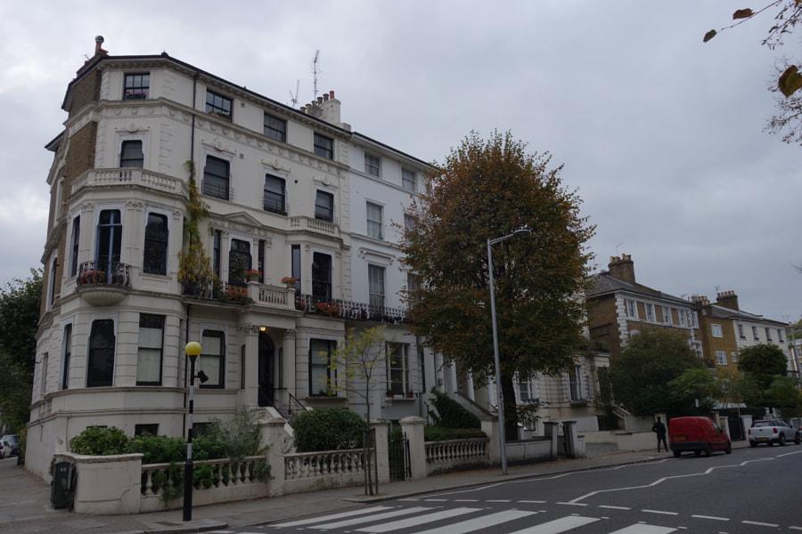 Bayswater, London by Sandra  on 500px.com