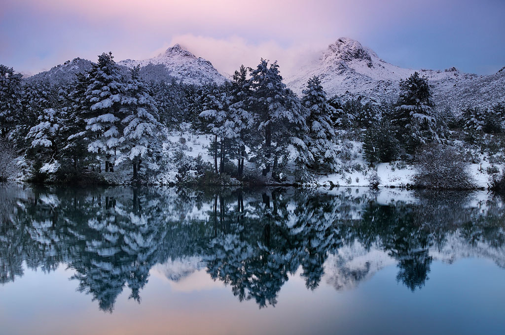 Photograph Reflections of Winter by  Fernando Ruiz Tomé on 500px