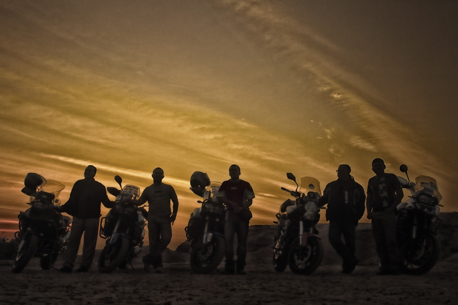 Photograph THE BIKERS by R'zleytheshot photography on 500px