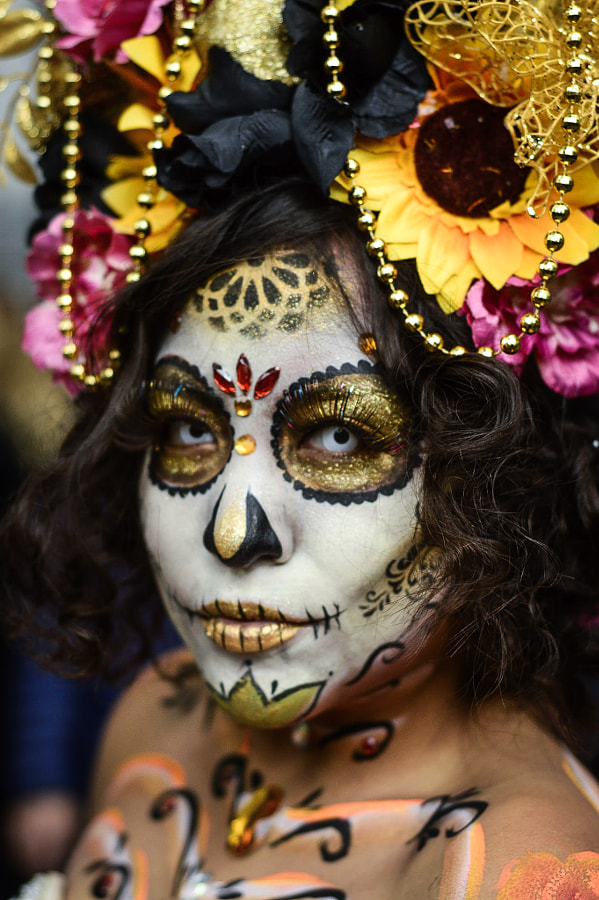 La Catrina by Leví Nava on 500px.com