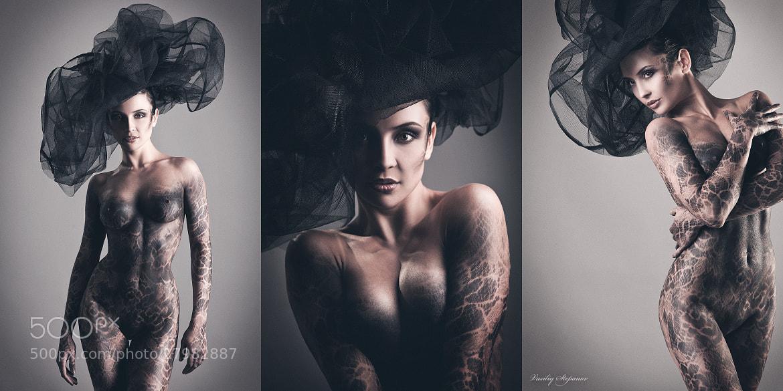 Photograph Snaked girl by Vasiliy Stepanov on 500px