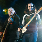 Постер, плакат: Alex Lifeson & Geddy Lee Rush