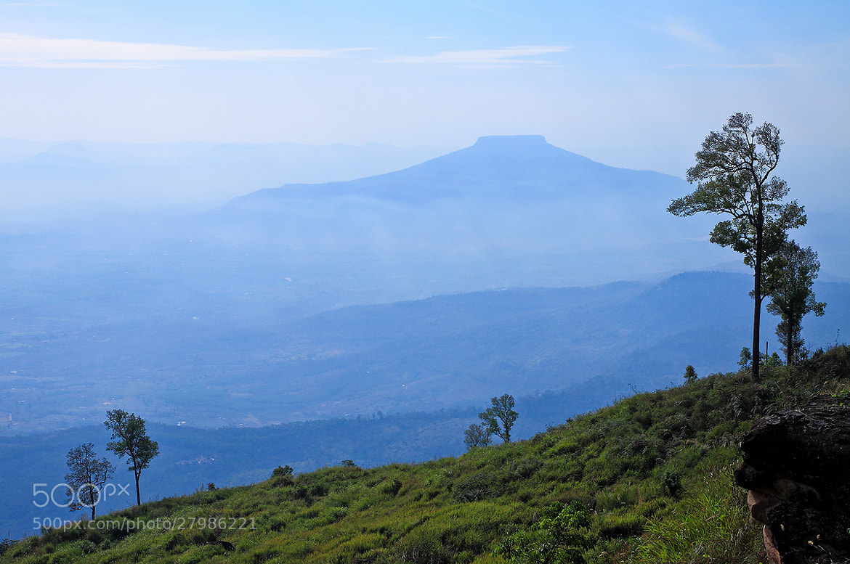 Photograph Table mountain   by ทิวทิวา ภูตะวัน on 500px