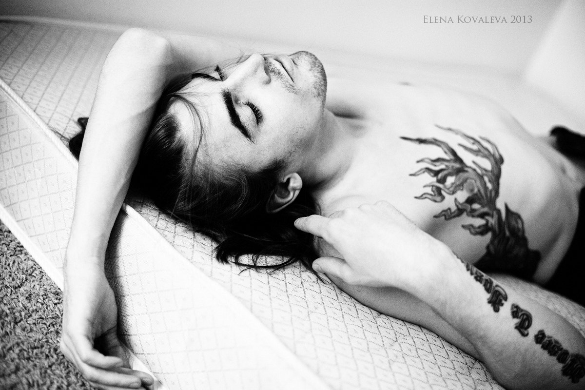 Photograph muse in my bed by Elena Graff on 500px