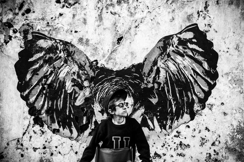 Photograph Guardian Angel by Rodrigo Andrade on 500px