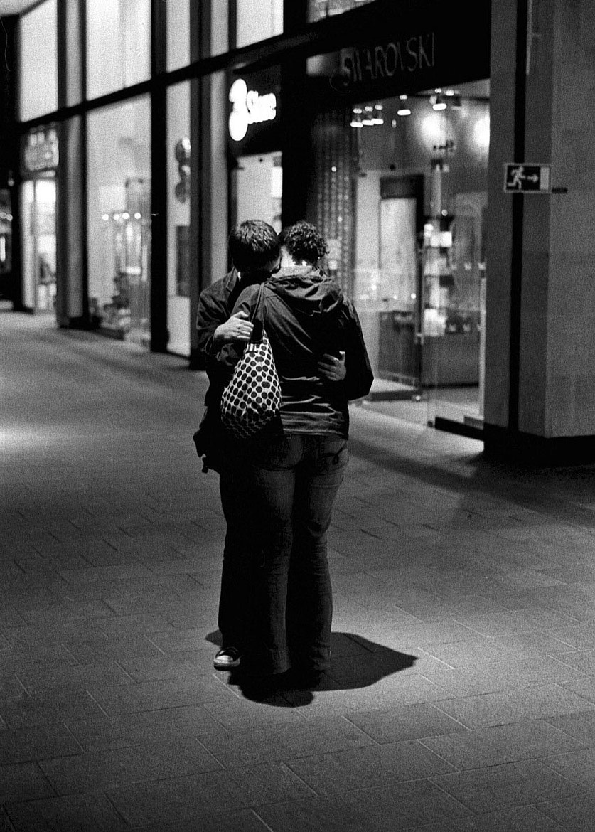 Photograph Cudling Couple by Alex Hosking on 500px