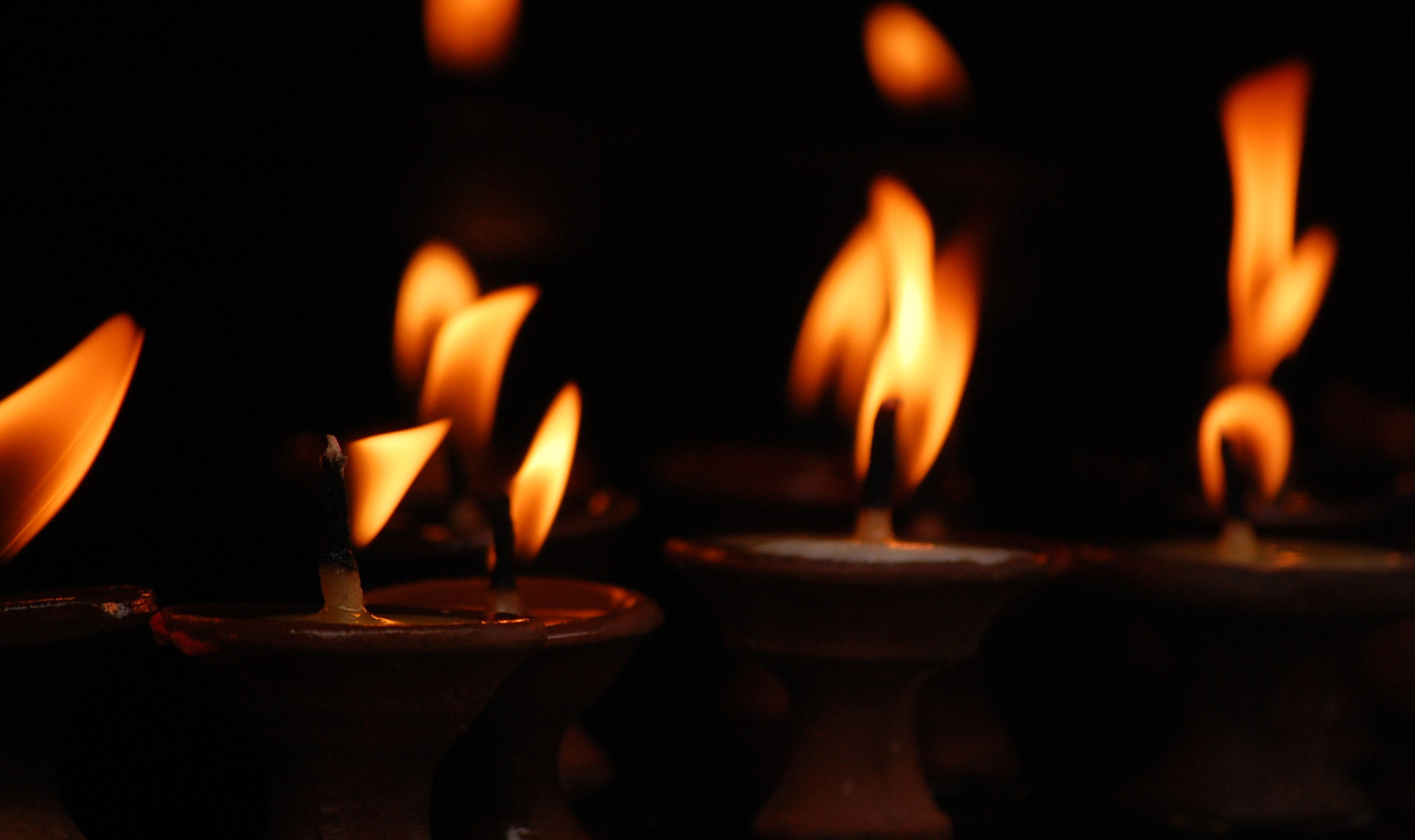 Photograph Candles by Laurien Lub on 500px