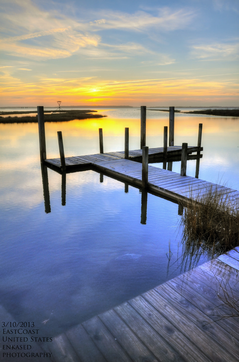 Photograph High Water Sunset by Enkased  on 500px