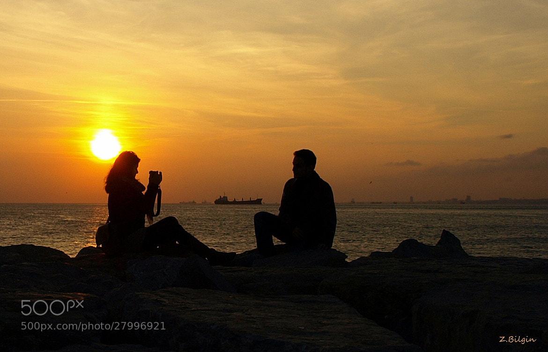 Photograph Sunset    (Kadıköy/İstanbul) by Zeki Bilgin on 500px