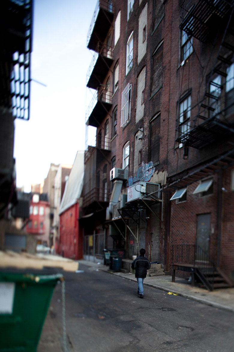 Photograph Alley by James  Rasp on 500px