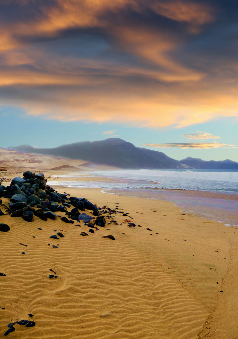 Photograph Praia do Salamansa, Africa by Julia  Apostolova on 500px