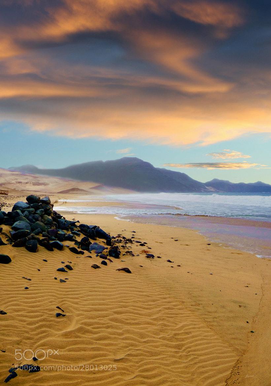 Photograph Praia do Salamansa, Africa by Julia  Apostolova on 500px