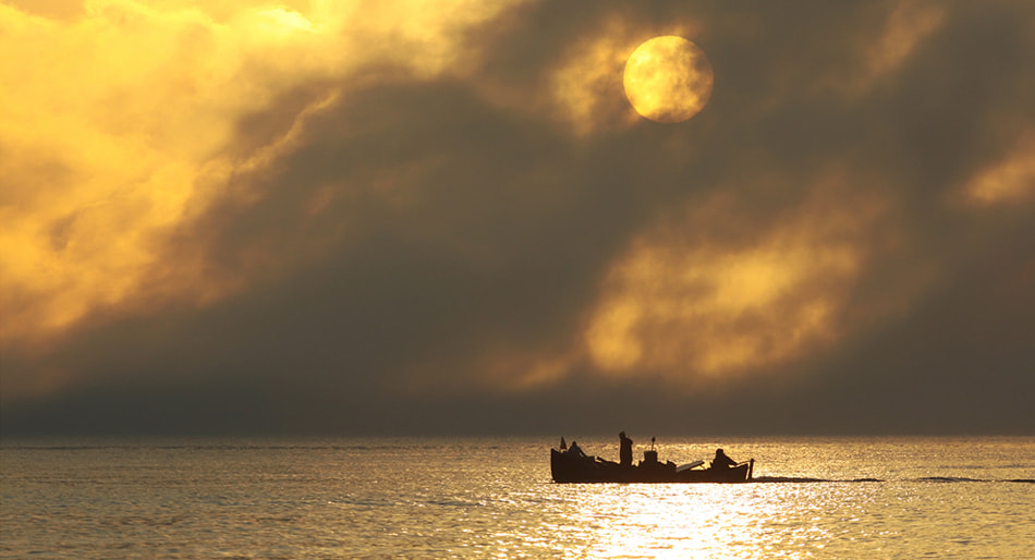 Photograph The Fisherman by Senna Ayd on 500px