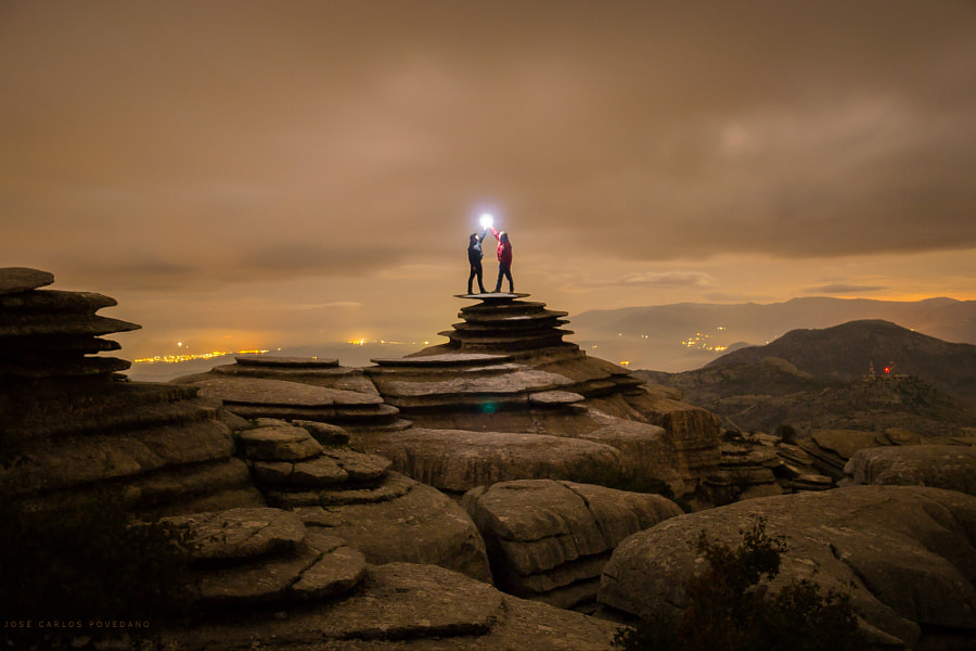 Illuminated Worlds, автор — José Carlos Povedano López на 500px.com